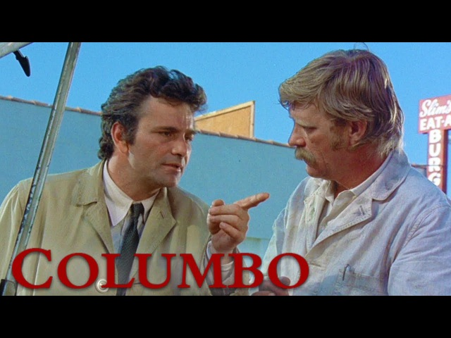 You Should Get A New Car | Columbo