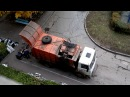МАЗ мусоровоз Тольятти Загрузка металлолома