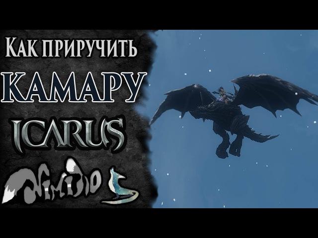 Icarus online(RU). Как приручить...29. Камара. Берег Парны