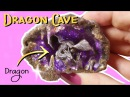 How To Miniature DRAGON In CRYSTAL Cave Tutorial