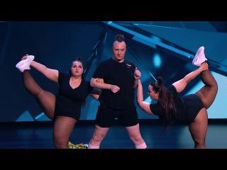 Танцы: TitiSix (Бьянка - Sexy Frau) (сезон 4, серия 1) из сериала Танцы смотреть бесплатно в ...