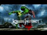 Killer Instinct Официальный трейлер