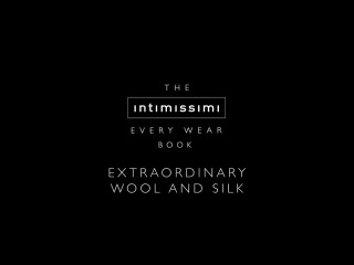 The Every Wear Book: Wool and Silk