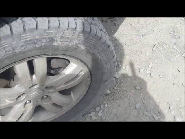 Чулышман Часть 4. Спуск с перевала Кату-Ярык