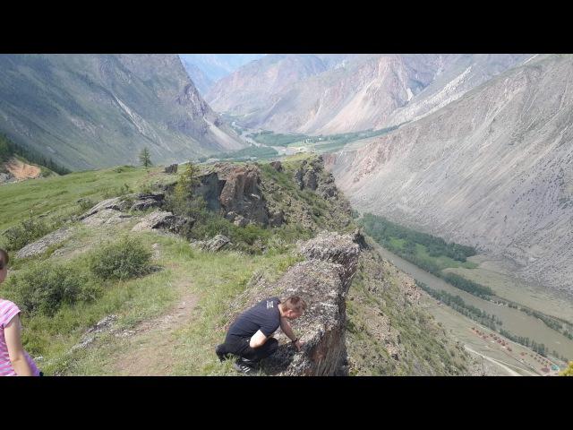 Чулышман Часть 3. Дорога к перевалу Кату-Ярык
