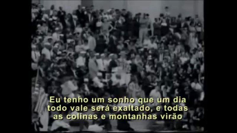 Discurso Marthin Luther King (legendas português)