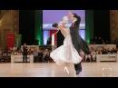 Evgeny Nikitin Anastasia Miliutina Solo Quickstep danceComp Wuppertal 2017 WDSF WO STD