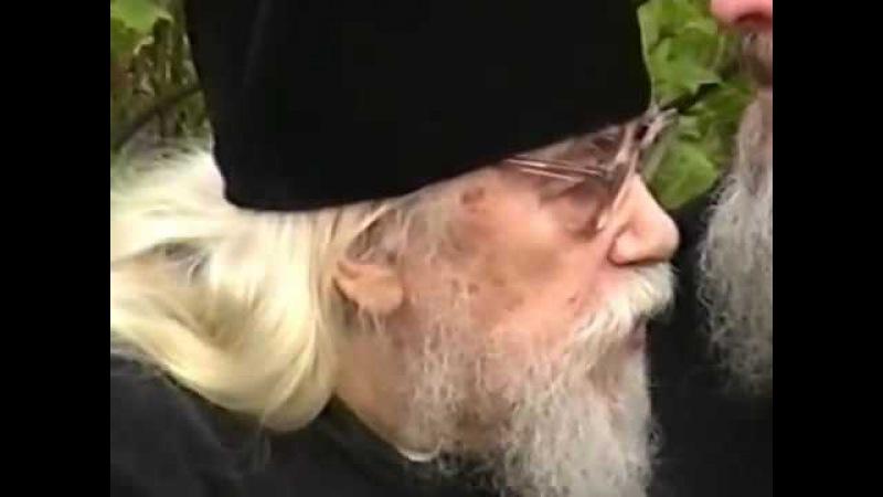 Одно из лучших видео со старцем. Как узнать путь свой на земле и Волю Божью... Иоа ...