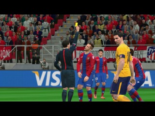 Levante vs Atletico Madrid / Full Match & Goals 2017 / Gameplay PES