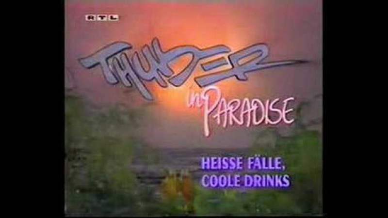 Thunder in Paradise(Operacion Trueno) another intro