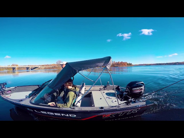 2017 Top Fish and Ski Boats by Legend Boats - 16 XTR