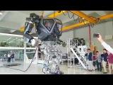 World 1st Giant Piloted Mechanized Robot Method - V2 - Test Footage 720p