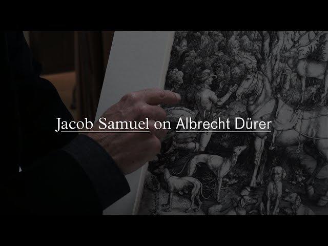 Jacob Samuel on Albrecht Dürer Artists on Art
