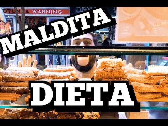 CUANDO ESTAS A DIETA | JORGE CREMADES