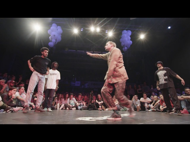 Flavourama 2017 - Hip Hop Semifinal - Zyko Dykens (FR) vs. Jeka Kadet (RU)