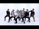 20170924 BTS 'DNA' mirrored Dance Practice