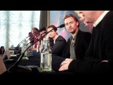 War Horse I Press Conference I Film-News.co.uk