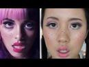 Melanie Martinez Dollhouse Music Video Makeup Tutorial