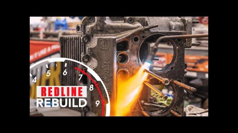 Volkswagen Beetle Engine Rebuild Time-Lapse | Redline Rebuild - S1E7