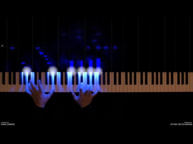 The Dark Knight - Main Theme (Piano Version) Sheet Music