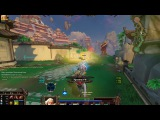 Chiron vs Kali Joust Ranked Odyssey Texture Pack  Smite