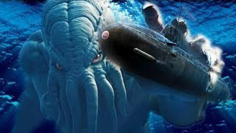 Тайны океанов -Хозяева подводных глубин ! - Тайны мира -Док фильм.