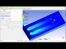 Ansys CFX - Flow from a chimney Part 2/3