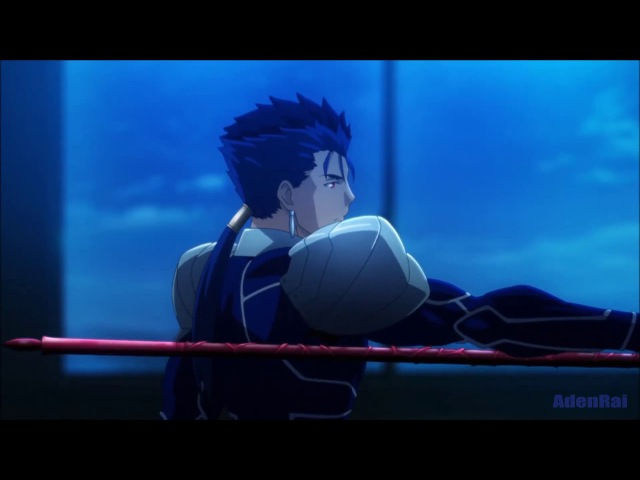 AMV Fate/Stay Night Unlimited Blade Works (Rise Against)