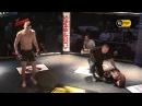 Golden Ticket Fight Promotions - Samuel Ilnicki Vs Solomon Rogers - Beautiful Knock Out