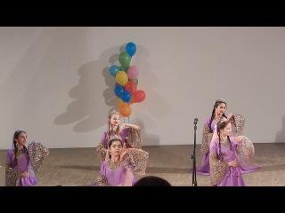 Навруз 5 лет. Танец Азербайджанский.