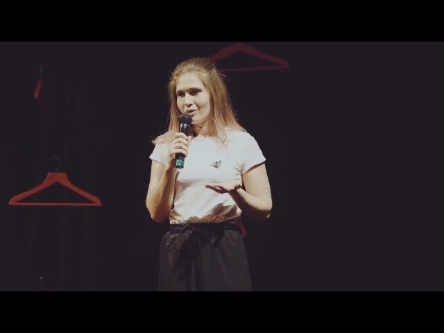 Эгоистичное волонтёрство   Наташа Дрогольчук   TEDxMahilyow