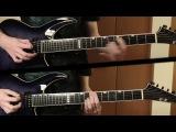 Katatonia - Serein (guitar cover, tab in description)