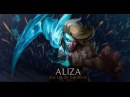 NEW CHAMPION ALIZA the eye of the abyss League of Legends