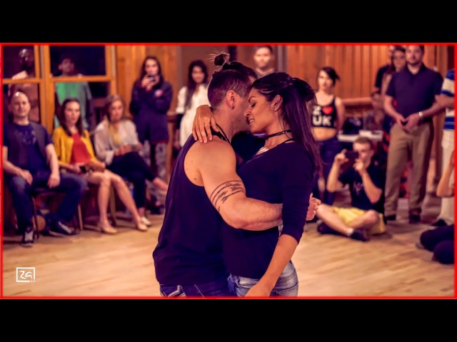 SoMo - Ride - Diego Borges Jessica Pachecho Zouk Dance Workshop in Atlanta