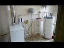 Установка котла обвязка котельной для водоснабжения дома Воскресенск