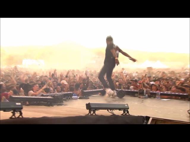 Travis Scott - Butterfly Effect | LIVE | OAF2017