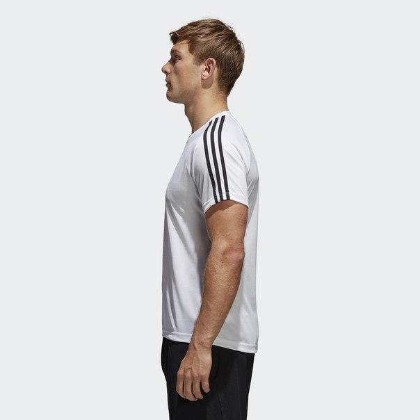 Футболка D2M 3-Stripes