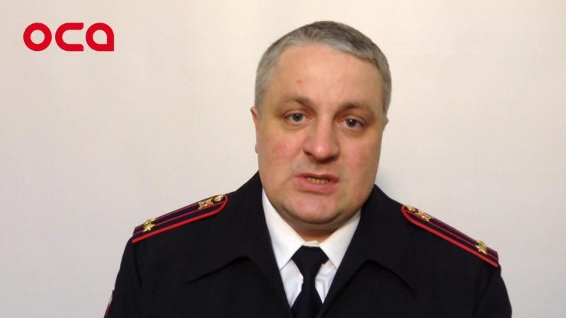 Главный ГИБДДшник края А.Членов предупредил водителей о массовых патрулях