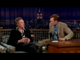 Christopher Walken Late Night 7.16.07