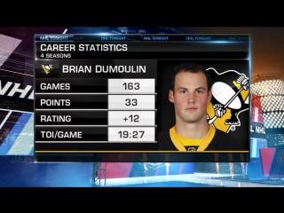 NHL Tonight: Dumoulin Deal Jul 24, 2017