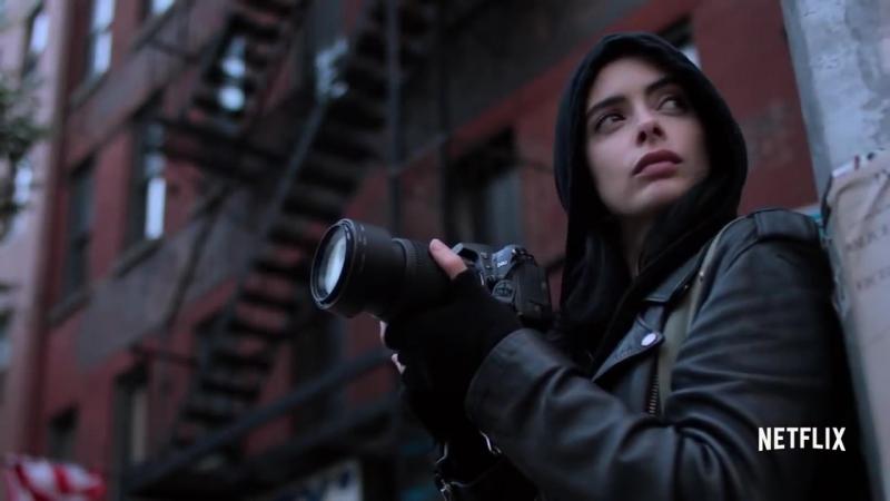Джессика Джонс (2 сезон) — Русский трейлер (2018)