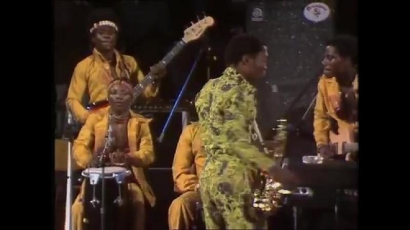 Fela Kuti Africa 70 - Pansa Pansa 1_2 (Berlin 1978)