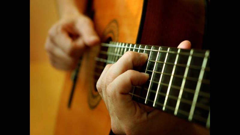 Вечер разноцветных песен под гитару online