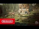 OCTOPATH TRAVELER — Пути купца и аптекаря (Nintendo Switch)