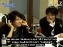 [080604] Super Junior Kiss the Radio - Sukira / Сукира - SuJu - M (рус.саб)