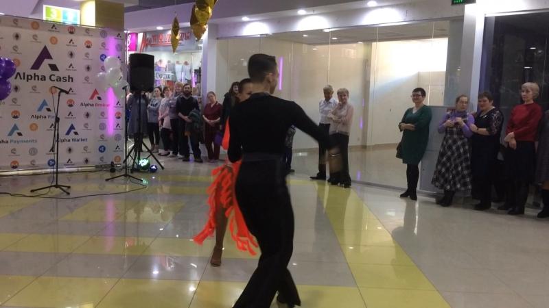 Чемпионы Удмуртии по бальным танцам Сын Владимира Быстрицкого