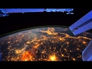 Планета Земля , вид из космоса./ NASA.) Planet Earth, view from Space.