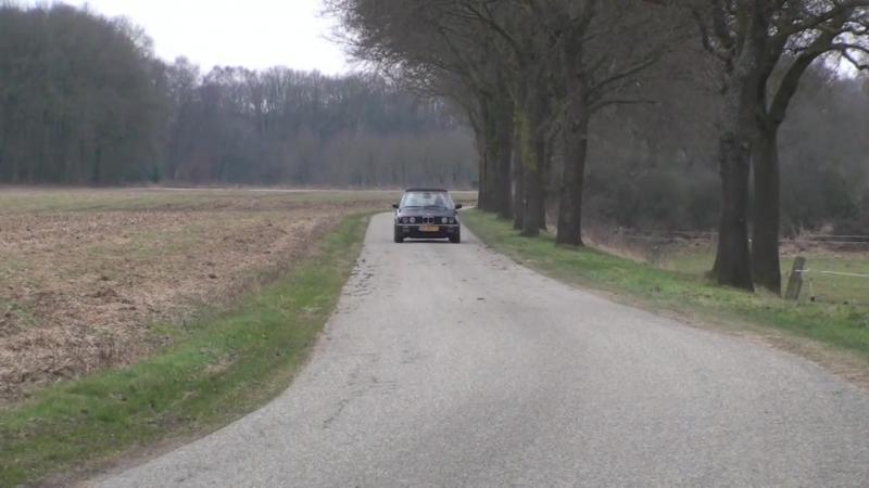 BMW 323i TopCabriolet by Baur (TC2) (E30)