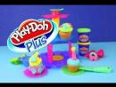 Play-Doh Cupcake Tower Sweet Shoppe Play Dough playset пластилин Плей До Башня из кексов