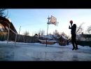 моё видео первый лёд дома25янв2018